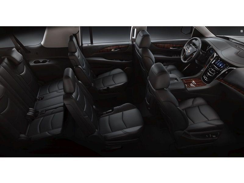 Cadillac Escalade Stretch Suv