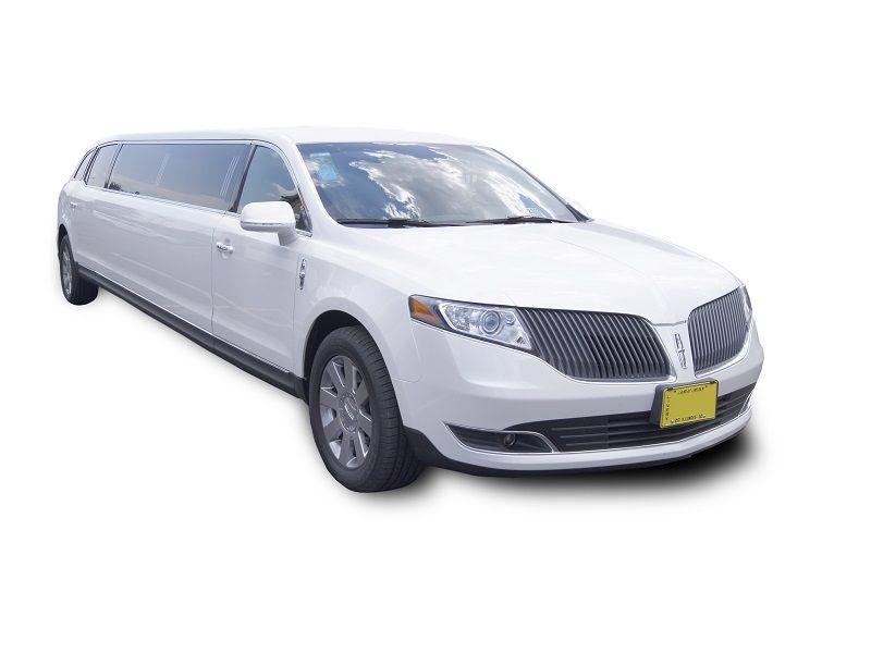 Denver Stretch Limousine Lincoln Stretch Limousines White