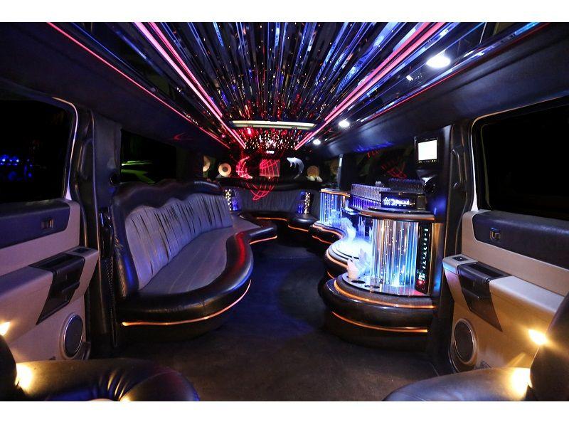 Hummer Stretch White Limousine