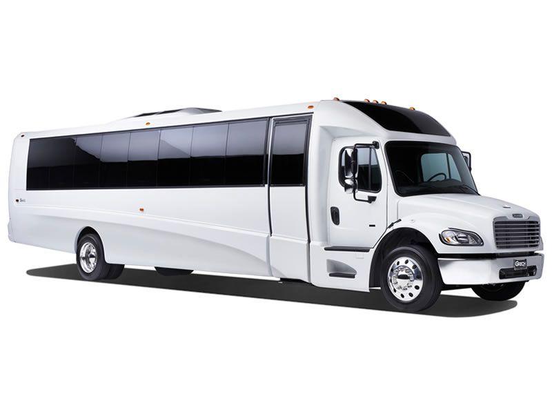 Jacksonville Mini Coach Bus 51 Passenger Mini Coach Bus