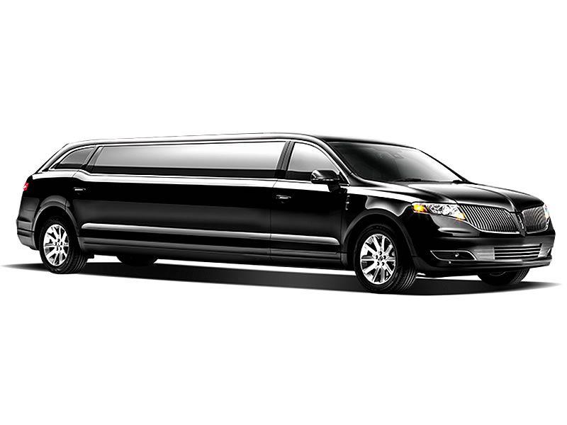 Los Angeles Stretch Limousine Lincoln Stretch Limousines Black