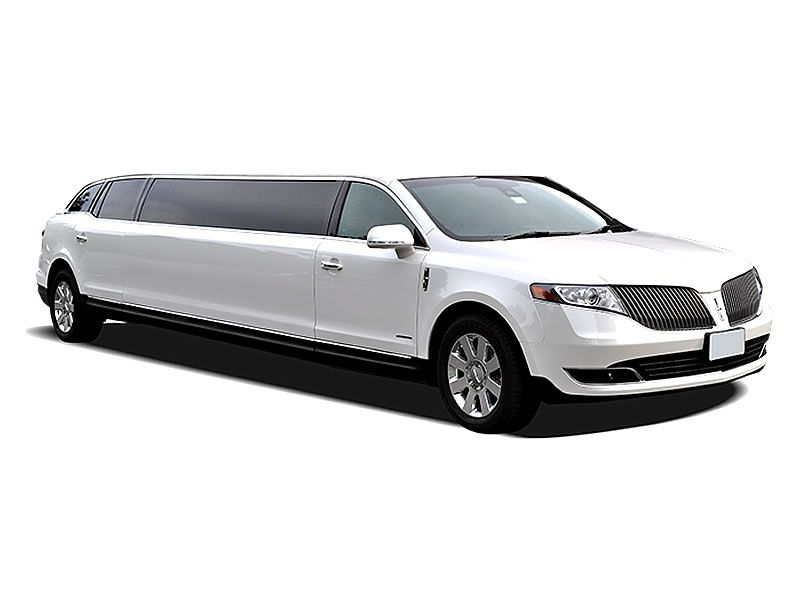 Los Angeles Stretch Limousine Lincoln Stretch Limousines White