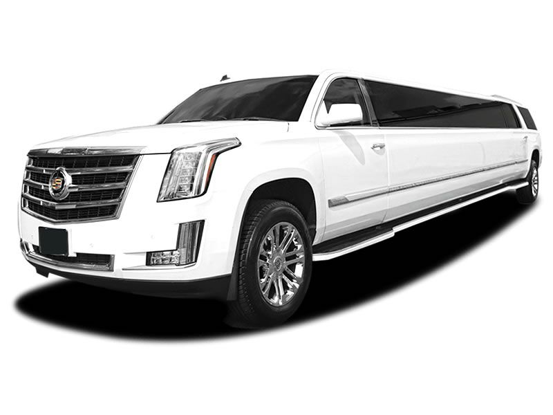 San Antonio Stretch SUV Cadillac Escalade Stretch SUV