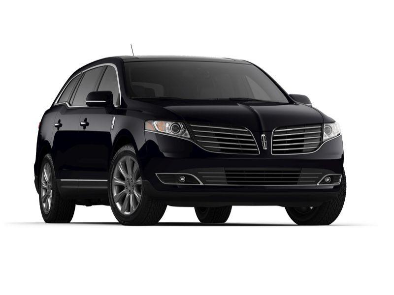 San Antonio Executive Sedans Lincoln MKT Executive Sedan
