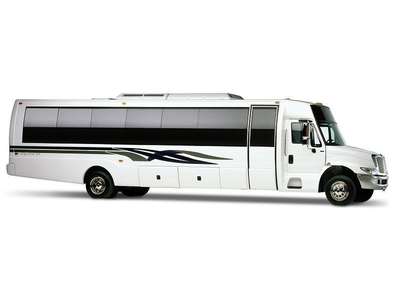 Washington Mini Coach Bus 44 Passenger Mini Coach Bus