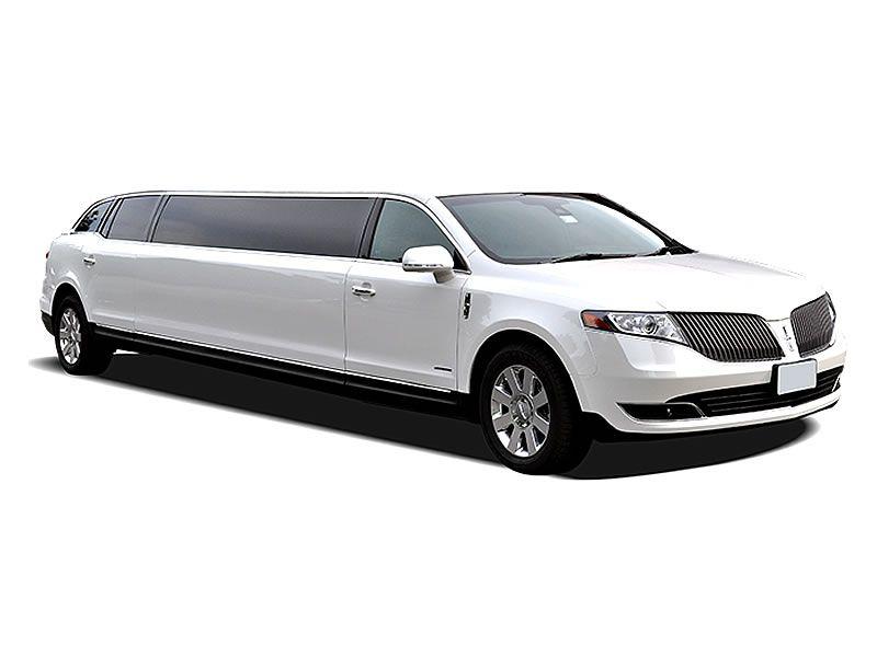Washington Stretch Limousine Lincoln Stretch Limousines White
