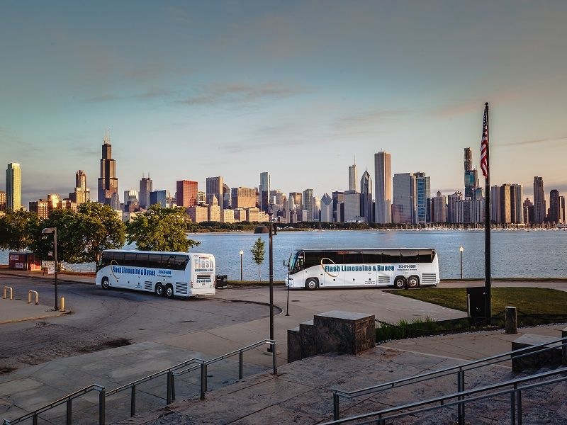 Motor Coach Weekdays Deal 5 Hours $625