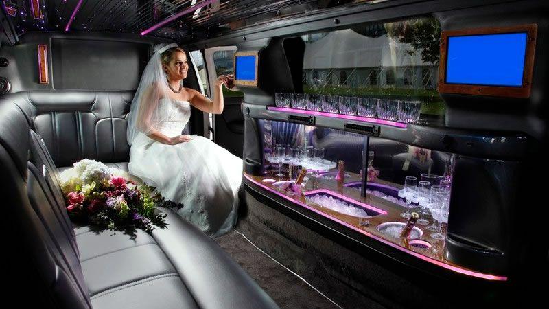 San Antonio Wedding Limo Service