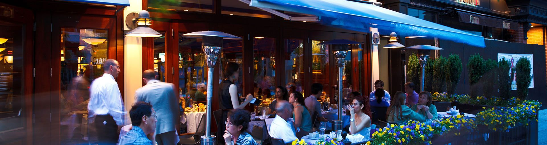 Dinning Boston Dinner Limo Packages