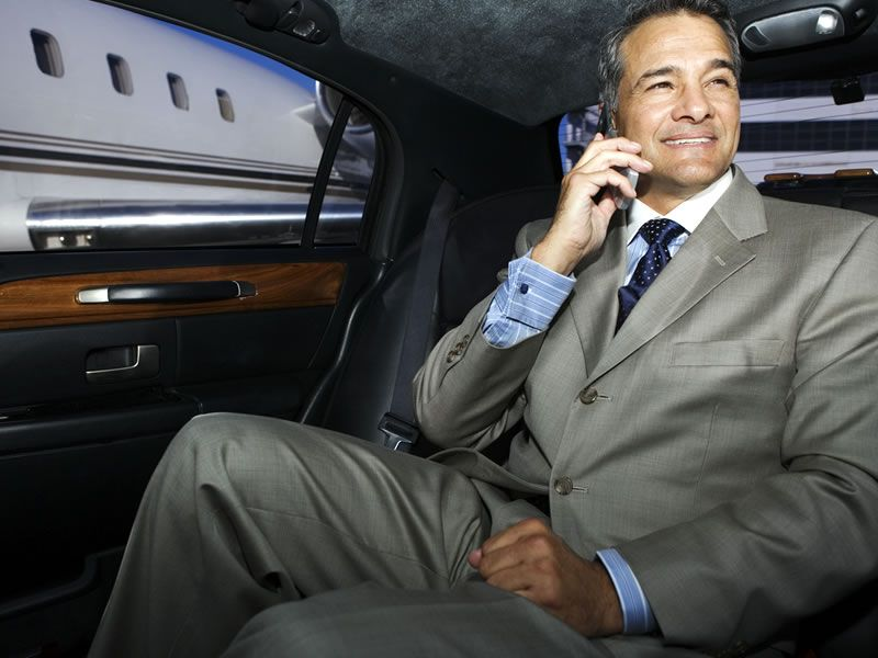 Executive Transportation Chicago Corporate Travel Services