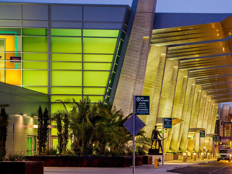 Airport Transportation San Diego Airport Transfer & Shuttle Services